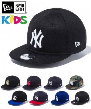 <img class='new_mark_img1' src='https://img.shop-pro.jp/img/new/icons61.gif' style='border:none;display:inline;margin:0px;padding:0px;width:auto;' />Kid's My 1st 9FIFTY / 9カラー