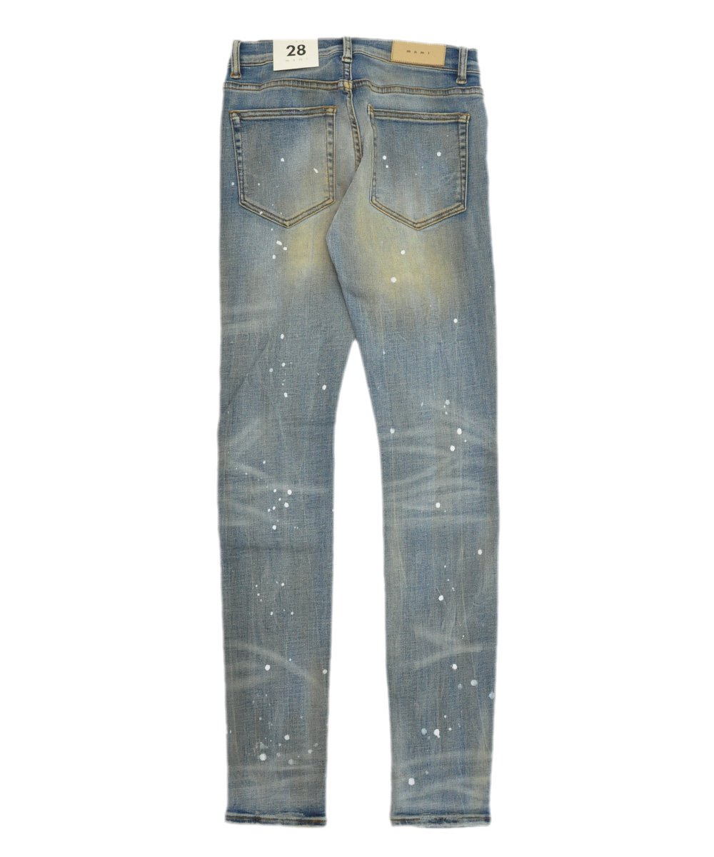 X188 STRETCH DENIM / ブルー