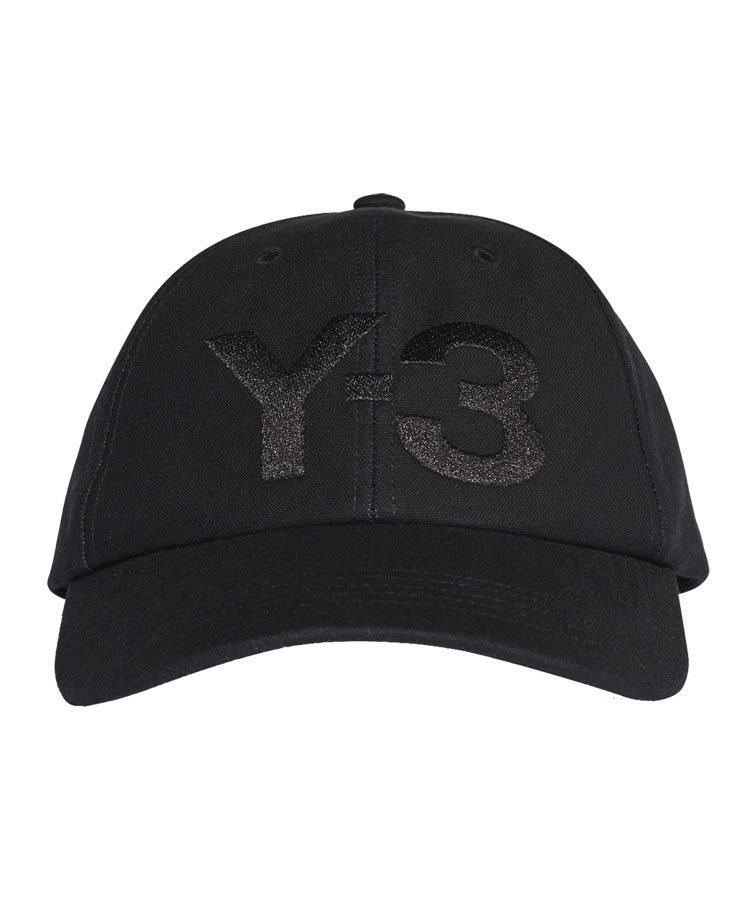 Y-3 CLASSIC LOGO CAP / ブラック [GK0626]