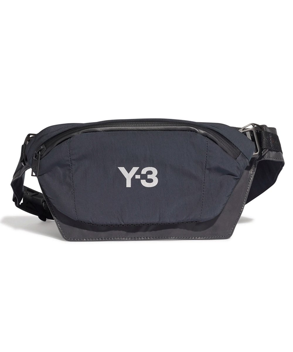 Y-3 CH1 REFLECTIVE BELT BAG / ブラック [GK2088]
