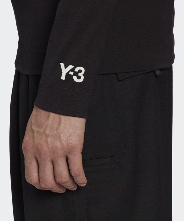 U CH2 GFX LS TEE / ブラック [GK4369]