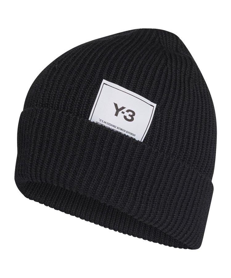 Y-3 CLASSIC BEANIE / ブラック [GK1475]