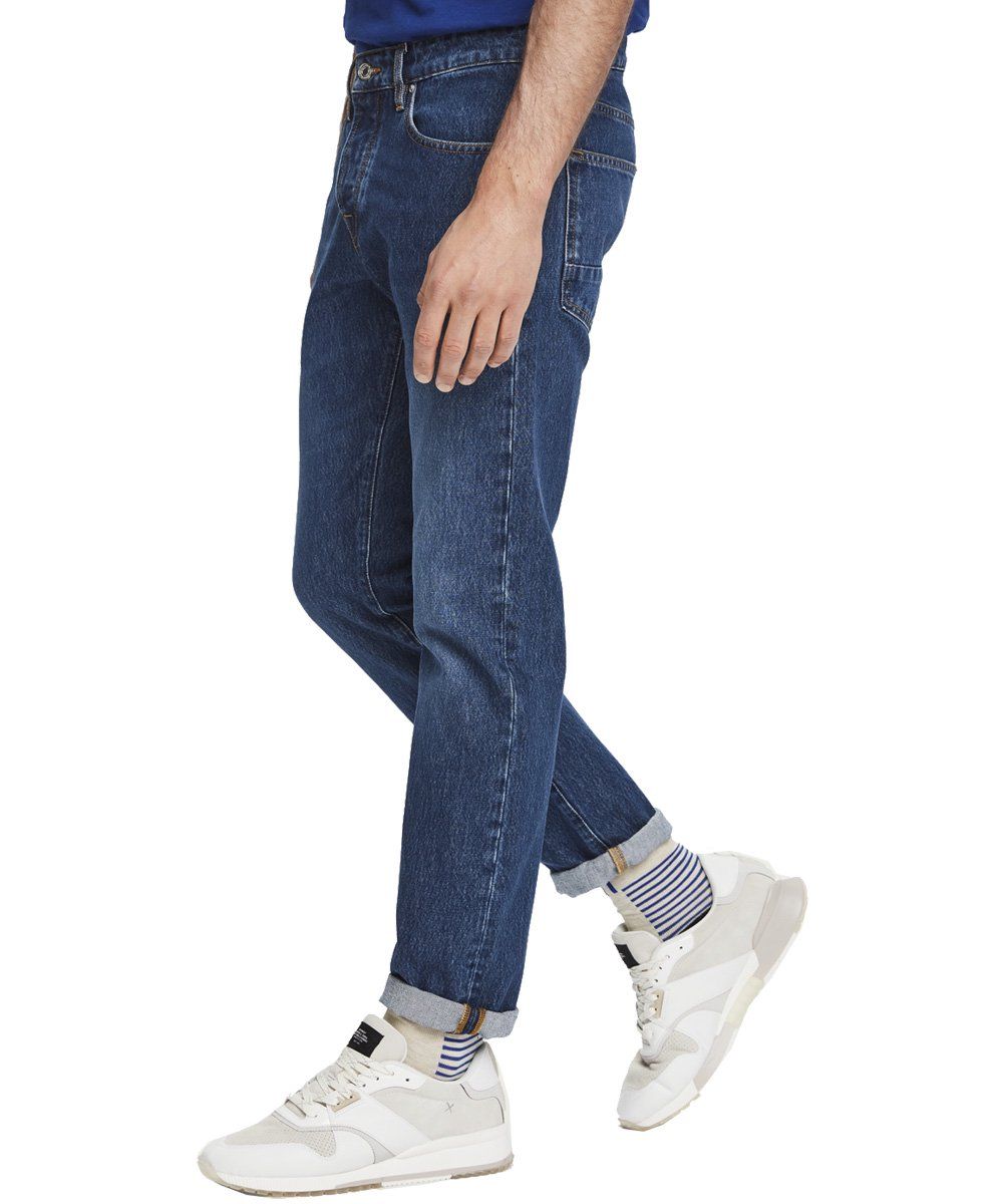 Ralston - The Blue Gang Slim-fit jeans / ブルー [282-25534]
