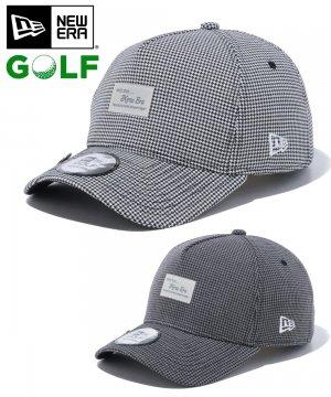 【ゴルフ】 9FORTY A-Frame On Par ハウンズトゥース ウーブンパッチ / 2カラー