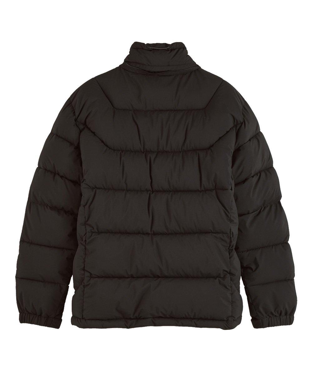 Mid-length padded jacket / ブラック [292-21812]