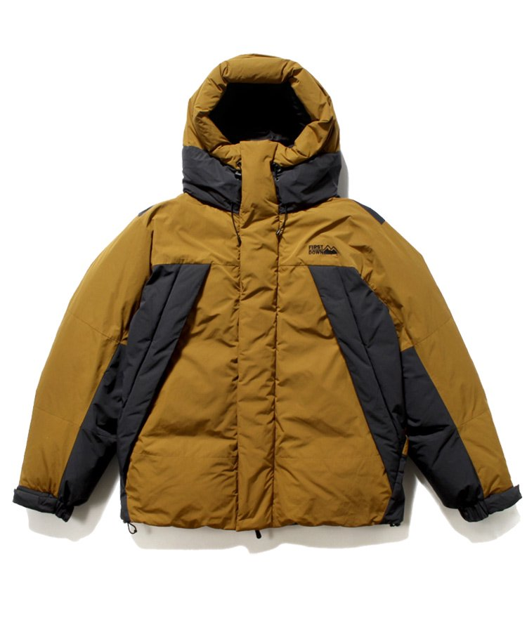 MOUNTAIN DOWN JACKET / キャメル(35) [F842503C]