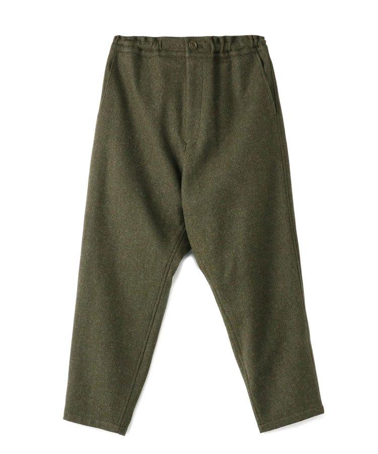 Twill Flannel Ninja Pants / グリーンカーキ [GR-P06-102-1-03]