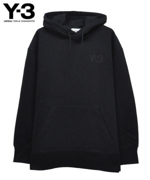 <img class='new_mark_img1' src='https://img.shop-pro.jp/img/new/icons5.gif' style='border:none;display:inline;margin:0px;padding:0px;width:auto;' />Y-3 M CLASSIC CHEST LOGO HOODIE / ブラック [GV4198]