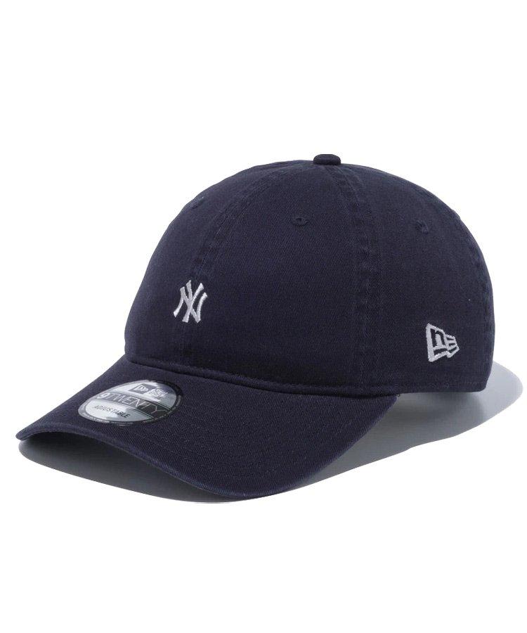 <img class='new_mark_img1' src='https://img.shop-pro.jp/img/new/icons61.gif' style='border:none;display:inline;margin:0px;padding:0px;width:auto;' />9TWENTY ニューヨーク・ヤンキース MLBカスタム ミニロゴ 2トーンストラップ / 3カラー