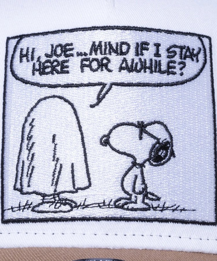 <img class='new_mark_img1' src='https://img.shop-pro.jp/img/new/icons61.gif' style='border:none;display:inline;margin:0px;padding:0px;width:auto;' />9FORTY A-Frame トラッカー PEANUTS ピーナッツ ジョー・クール / 3カラー