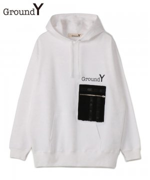 <img class='new_mark_img1' src='https://img.shop-pro.jp/img/new/icons5.gif' style='border:none;display:inline;margin:0px;padding:0px;width:auto;' />Cotton Fleece Basic Hoodie / ホワイト [GT-T26-072-1-04]