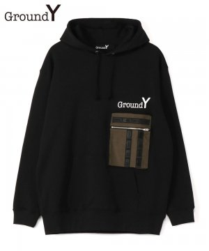 <img class='new_mark_img1' src='https://img.shop-pro.jp/img/new/icons5.gif' style='border:none;display:inline;margin:0px;padding:0px;width:auto;' />Cotton Fleece Basic Hoodie / ブラック [GT-T26-072-2-04]