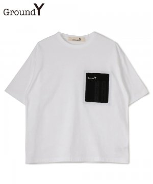 <img class='new_mark_img1' src='https://img.shop-pro.jp/img/new/icons5.gif' style='border:none;display:inline;margin:0px;padding:0px;width:auto;' />Cotton Jersey Basic Big Cut Sew / ホワイト [GT-T27-070-1-02]