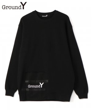 <img class='new_mark_img1' src='https://img.shop-pro.jp/img/new/icons5.gif' style='border:none;display:inline;margin:0px;padding:0px;width:auto;' />Cotton Jersey Basic Sweat / ブラック [GT-T28-071-1-04]