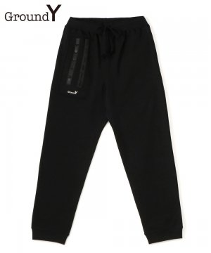 <img class='new_mark_img1' src='https://img.shop-pro.jp/img/new/icons5.gif' style='border:none;display:inline;margin:0px;padding:0px;width:auto;' />Cotton Fleece Basic Sweat Pants / ブラック [GT-T30-073-1-03]
