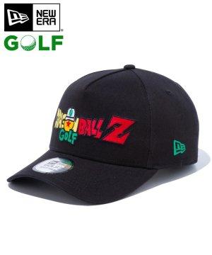 【ゴルフ】 9FORTY A-Frame DRAGON BALL Z ドラゴンボール タイトルロゴ / ブラック [12674601]