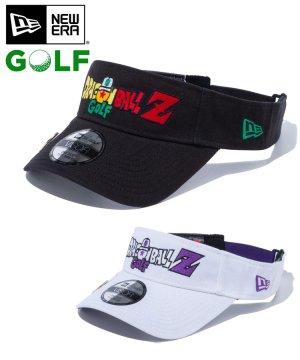 【ゴルフ】 サンバイザー DRAGON BALL Z ドラゴンボール タイトルロゴ / 2カラー