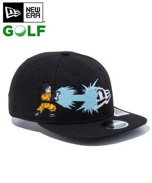 【ゴルフ】 9FIFTY Original Fit DRAGON BALL Z ドラゴンボール 悟天 かめはめ波 / ブラック [12674533]