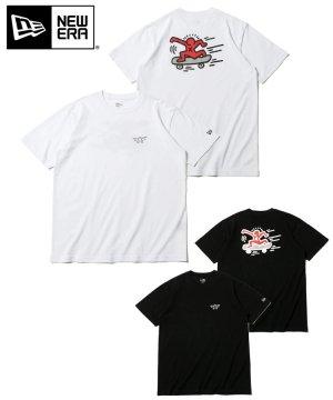 半袖 コットン Tシャツ Keith Haring キース・へリング スケートボード レギュラーフィット / 2カラー