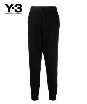 <img class='new_mark_img1' src='https://img.shop-pro.jp/img/new/icons5.gif' style='border:none;display:inline;margin:0px;padding:0px;width:auto;' />Y-3 M CLASSIC TERRY CUFFED PANTS / ブラック [GV4202]