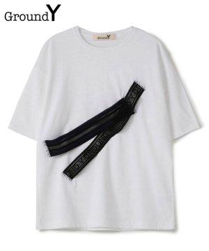 Tape 5.6oz cotton Jersey Original tape Big T-Shirt D / ホワイト [GN-T43-070-1-02]