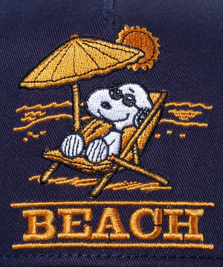 <img class='new_mark_img1' src='https://img.shop-pro.jp/img/new/icons61.gif' style='border:none;display:inline;margin:0px;padding:0px;width:auto;' />9FORTY A-Frame トラッカー PEANUTS ピーナッツ ジョー・クール ビーチ / 2カラー