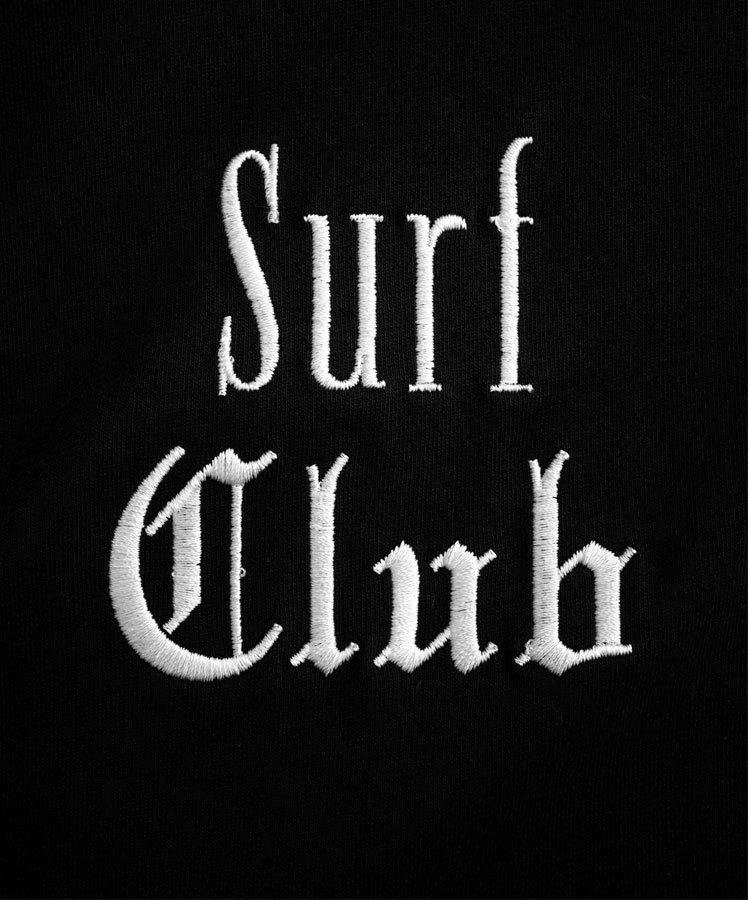 BEL AIR SURF CLUB PERFECT TEE / ブラック [SLA-M2620TE]