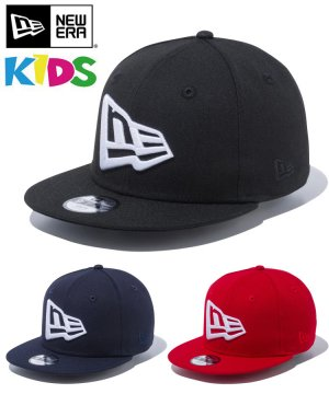 Kid's Youth 9FIFTY ビッグフラッグロゴ / 3カラー