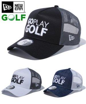 【ゴルフ】 9FORTY A-Frame トラッカー ゴープレイゴルフ / 3カラー