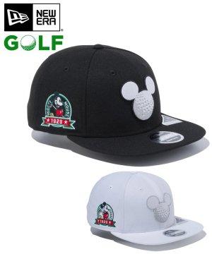 【ゴルフ】 9FIFTY Original Fit ディズニー ミッキーマウス / 2カラー