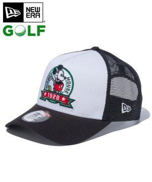 【ゴルフ】 9FORTY A-Frame トラッカー ディズニー ミッキーマウス エンブレム / ホワイト [12674563]