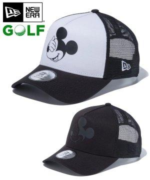 【ゴルフ】 9FORTY A-Frame トラッカー ディズニー ミッキーマウス / 2カラー