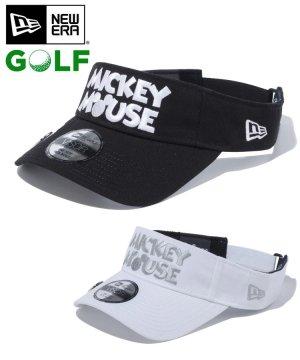 【ゴルフ】 サンバイザー On Par ディズニー MICKEY MOUSE / 2カラー