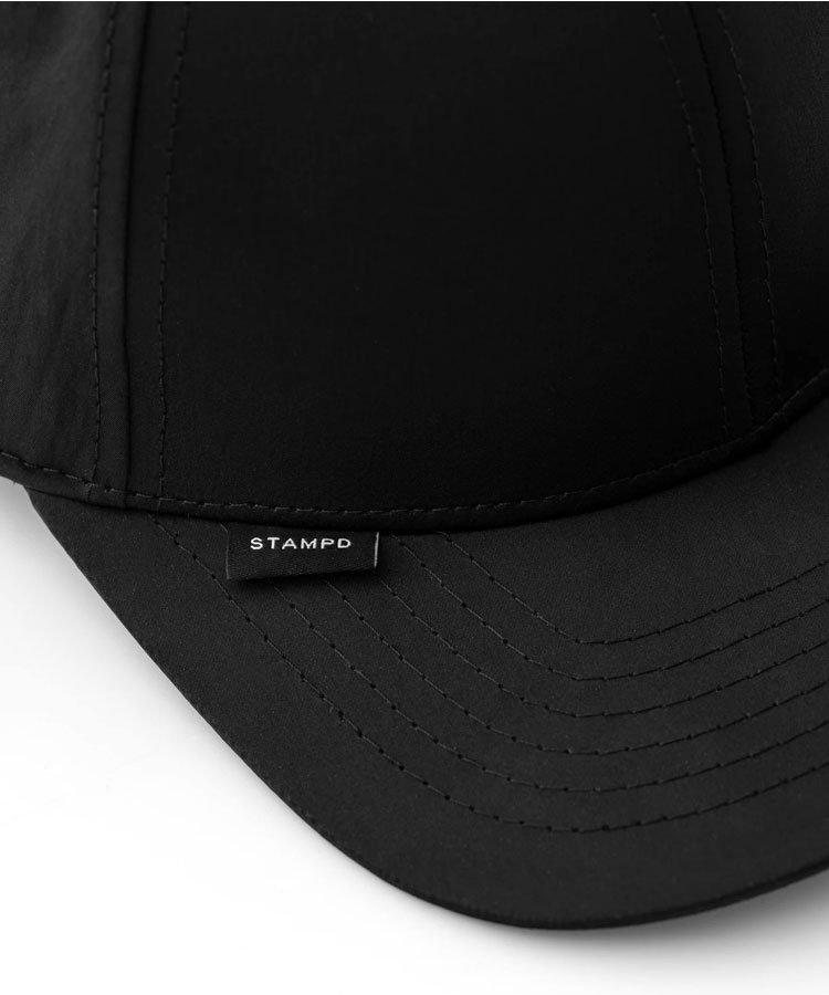 SSPORT CAP BLACK NYLON / ブラック [SLA-U2658HT]