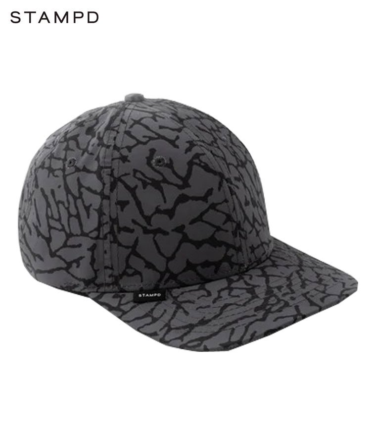 SSPORT CAP TONAL CRACKED / グレー [SLA-U2660HT]