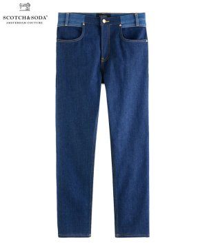 The Norm Plus straight high-rise jeans - Dress For Adventure / インディゴ [292-35514]