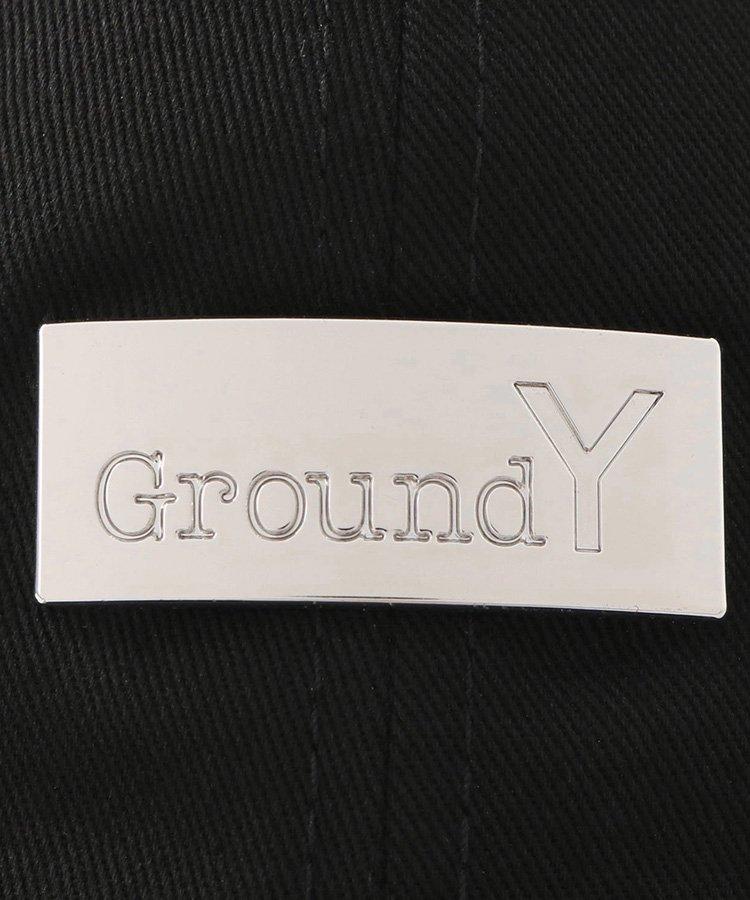 Ground Y×NEW ERA Collection Metal Plate 9THIRTY/ ブラック [GT-H04-091-1-02]