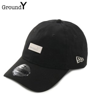Ground Y×NEW ERA Collection Metal Plate 9THIRTY/ ブラック [GT-H04-091-1-02]