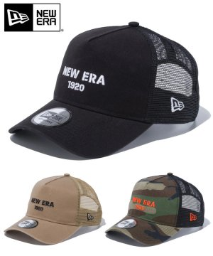 9FORTY A-Frame トラッカー New Era 1920 / 3カラー