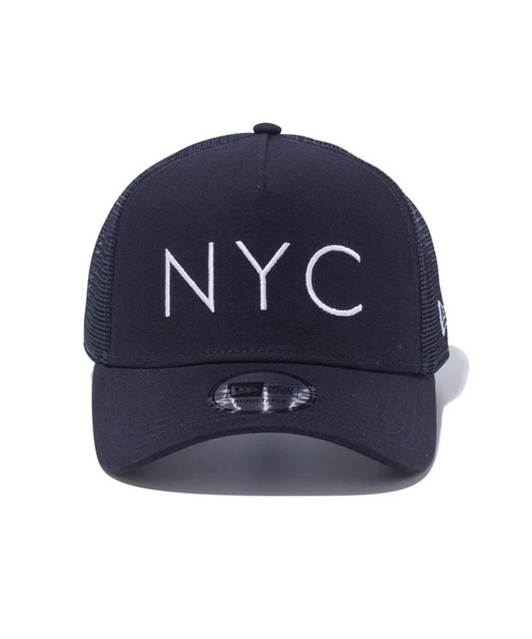 <img class='new_mark_img1' src='https://img.shop-pro.jp/img/new/icons61.gif' style='border:none;display:inline;margin:0px;padding:0px;width:auto;' />9FORTY A-Frame トラッカー NYC ダック / 4カラー