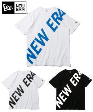 半袖 コットン Tシャツ ズームアップニューエラ レギュラーフィット / 3カラー