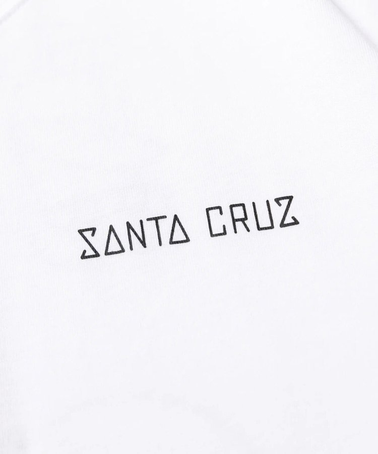 <img class='new_mark_img1' src='https://img.shop-pro.jp/img/new/icons61.gif' style='border:none;display:inline;margin:0px;padding:0px;width:auto;' />半袖 コットン Tシャツ Santa Cruz サンタクルーズ マルチロゴ レギュラーフィット / 2カラー