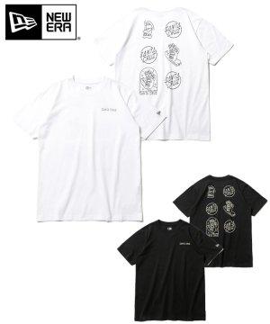 半袖 コットン Tシャツ Santa Cruz サンタクルーズ マルチロゴ レギュラーフィット / 2カラー