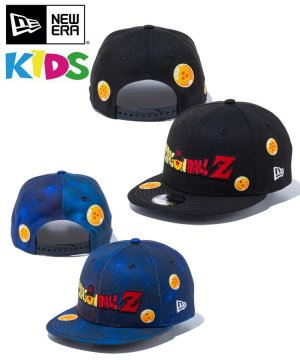 Kid's Youth 9FIFTY DRAGON BALL Z ドラゴンボール タイトルロゴ / 2カラー