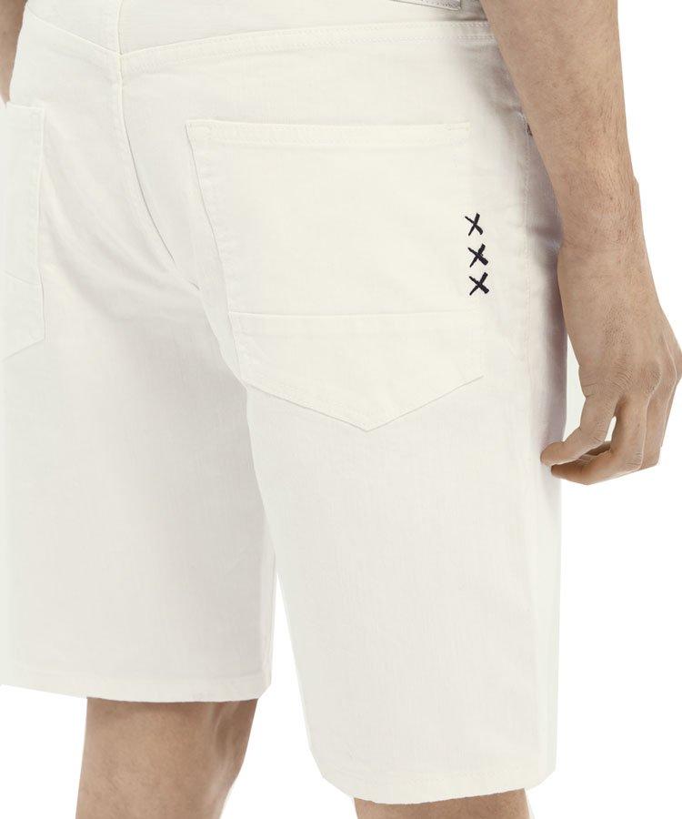 Ralston regular slim-fit Short / オフホワイト [292-32501]