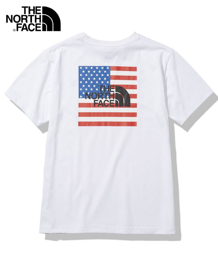 <img class='new_mark_img1' src='https://img.shop-pro.jp/img/new/icons5.gif' style='border:none;display:inline;margin:0px;padding:0px;width:auto;' />S/S National Flag Tee (ショートスリーブナショナルフラッグティー) / ホワイト (W) [NT32145]