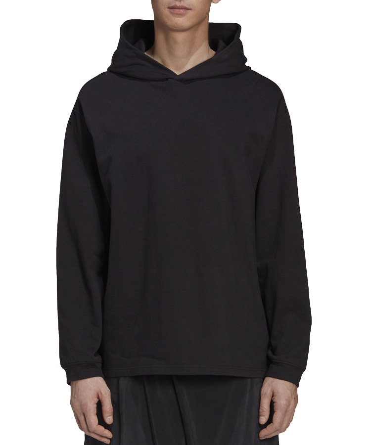 <img class='new_mark_img1' src='https://img.shop-pro.jp/img/new/icons5.gif' style='border:none;display:inline;margin:0px;padding:0px;width:auto;' />M SHADE RAW TERRY GFX HOODIE LOGO / ブラック [GV6079]