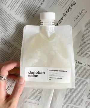 ≪配合ダメージ補修と頭皮環境の改善≫ Cashmere Shampoo詰め替え用 600g Donoban salon
