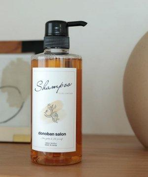 ≪頭皮に潤いを与え、さっぱりとした洗い上がりのスキャルプシャンプー≫ Scalp & Hair Refining Shampoo 500mL