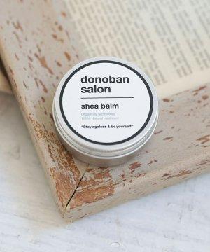 ≪毎日のスタイリングがヘアケアに≫ Shea Balm Donoban salon 30g